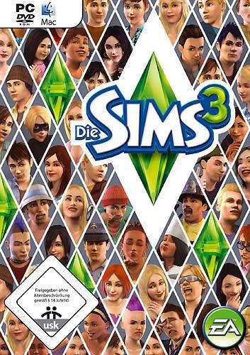 The Sims 3 Complete Deutsche  Texte, Untertitel, Menüs Cover