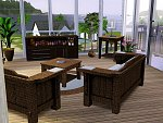 Sims 3 Modern Living