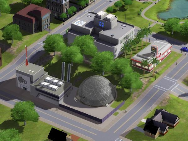 Sims 3 Krankenhaus