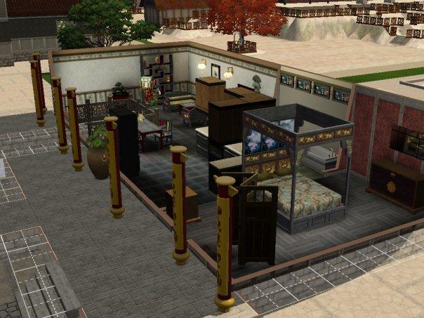 Sims 3 Addon Haus