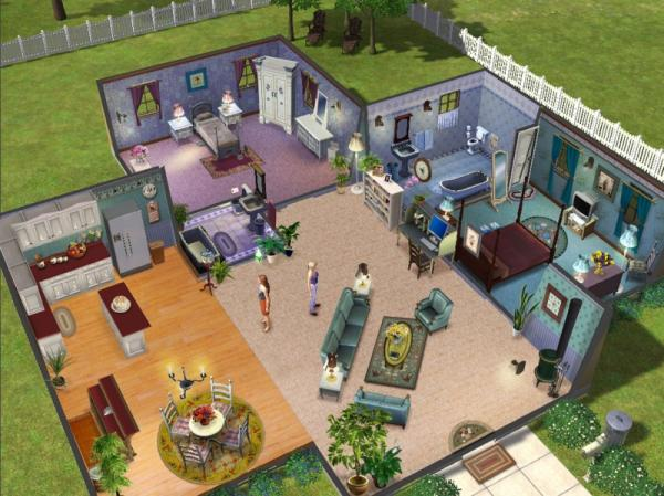 das gro e sims 3 forum von und f r fans peppers alben sims 3 screenshots bild. Black Bedroom Furniture Sets. Home Design Ideas