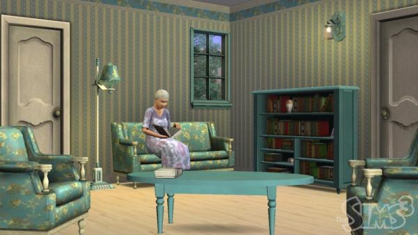 Schöner Wohnen in Sims 3