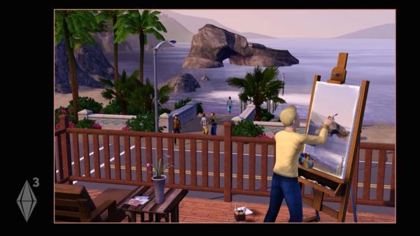 Sims 3 Kunst und Landschaft