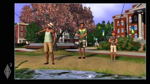 Sims 3 Hobby