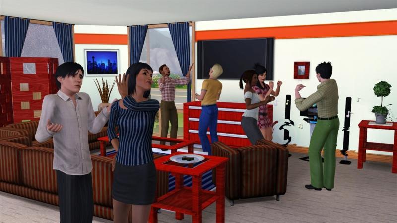 Sims 3 Feier