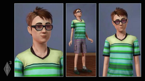 Sims 3 Junge
