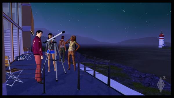 Sims 3 Hobbies