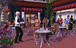 Sims 3 Restaurant