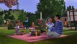 Sims 3 Picknick