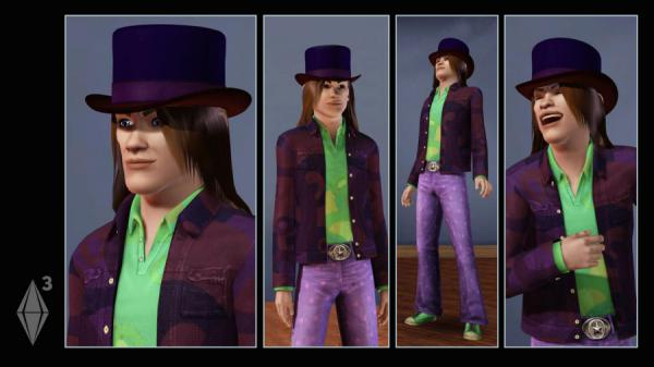 Sims 3 Klamotten