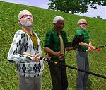 Sims 3 Rentner