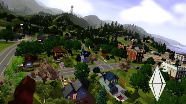 Sims 3 Nachbarschaft