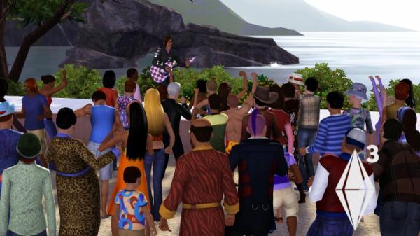 Sims Versammlung
