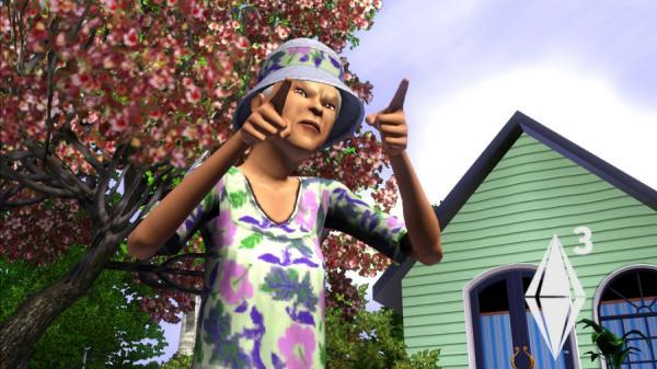 Noch ein Sims
