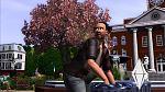 Sims Radfahrer