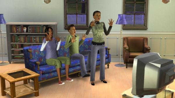 Sims und die Medien