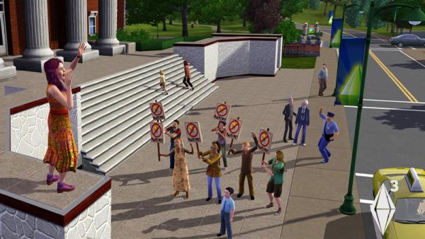 Sims 3 Demo