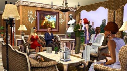 Sims 3 Kaffeeklatsch