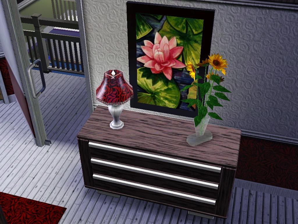 Sims 3 Gemälde