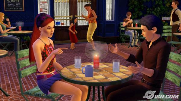 Sims 3 Date