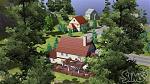 Luxus Villa der Sims