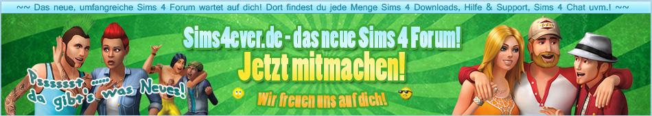 Sims 4 Forum besuchen!